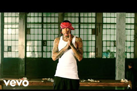 Tyga Pays Homage To Lil' Wayne In New Video