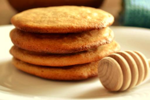 Receita de Biscoitos de Mel | Blog Vida Saudável