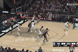 NBA 2K20 Realism Graphic Mod Brooklyn Nets Arena by Looyh