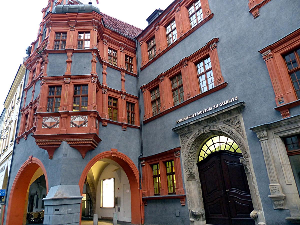 Schönhof в Гёрлице