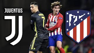 Атлетико Мадрид - Ювентус смотреть онлайн эфир бесплатно 10 августа 2019 Атлетико М - Ювентус прямая трансляция в 19:05 МСК.