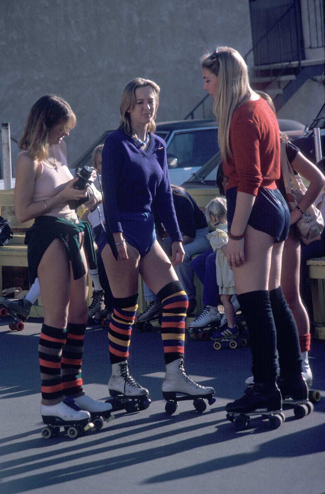 Los patinadores de Venice Beach, 1979