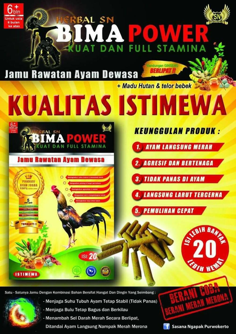 Distributor Produk Sn Sasana Ngapak Purwokerto Obat Cacing Super Rontok Bima Power Juga Untuk Ayam Muda Yang Baru Kenal Rawatan Sifatnya Lebih Dingin Di Sehingga Tidak Merasakan Panas Saat Mengkonsumsi
