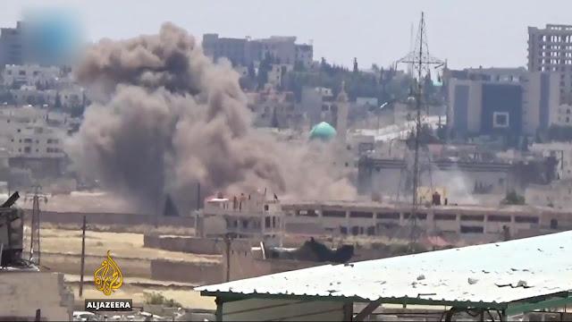 Ρωσία και Συρία ετοιμάζουν επιχειρήσεις μεγάλης κλίμακας στο Χαλέπι
