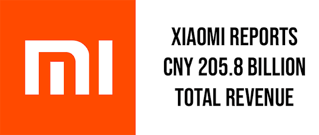Xiaomi's total revenue reaches CNY 205 billion in Q4 2019