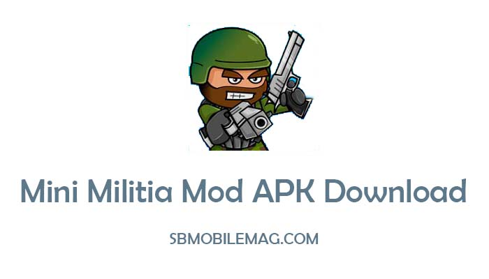 Mini Militia Mod APK, Mini Militia Mod APK Download, Mini Militia Mod APK Download 2020