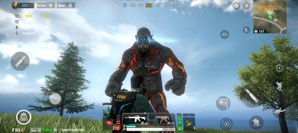 تحميل لعبة SIX.A Raider Mission باتل رويال جديدة للاندرويد