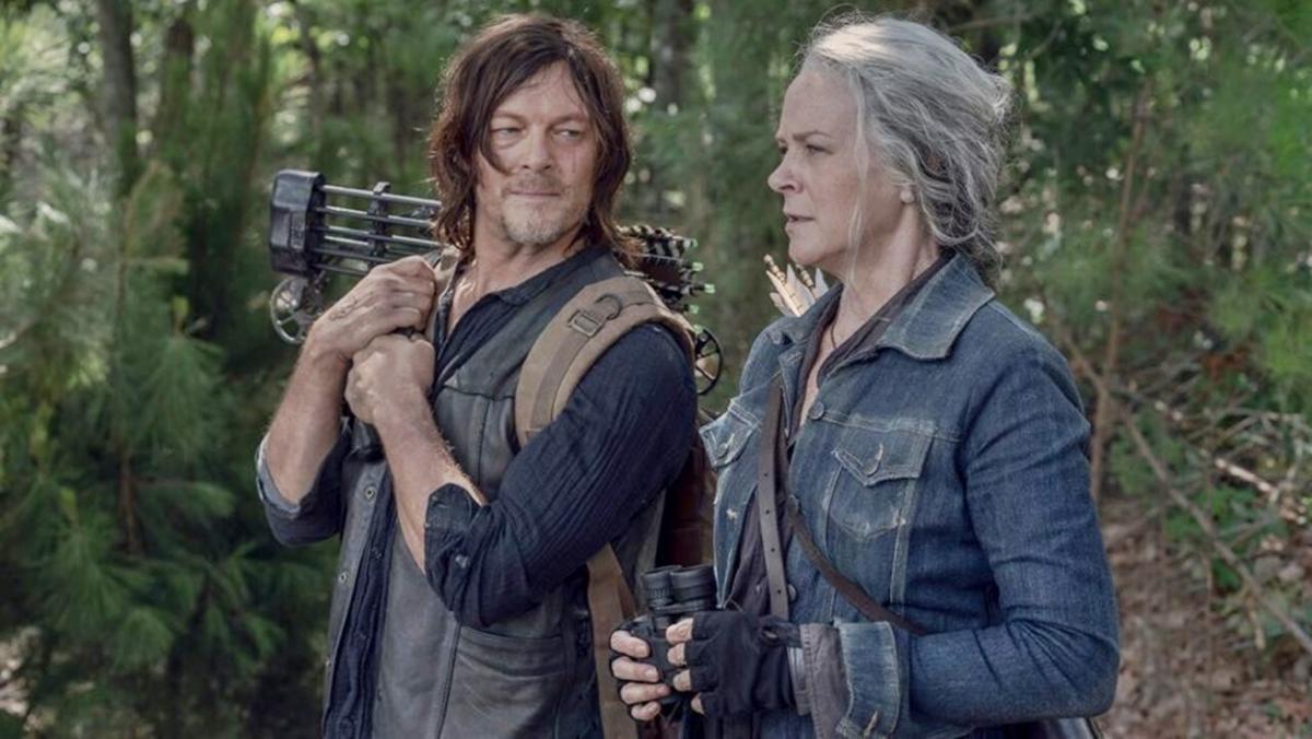 Carol y Daryl toman caminos separados en The Walking Dead