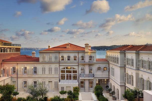 Perfect Decoration The Elegance of the Six Senses Kocatas Mansions Hotel Istanbul, Turkey