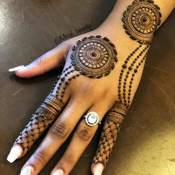 cone-mehandi-design-for-ladies