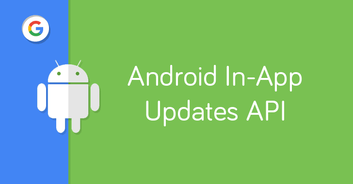 android in-app updates api