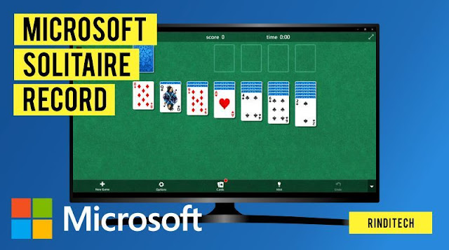 Sudah berusia 30 Tahun, Game Solitaire buatan Microsoft memiliki 35 Juta Pemain Aktif