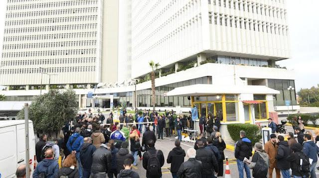 Μαύρη μέρα για τους εργαζόμενους του ΟΤΕ: Ομαδικές απολύσεις παραμονή Πρωτοχρονιάς!