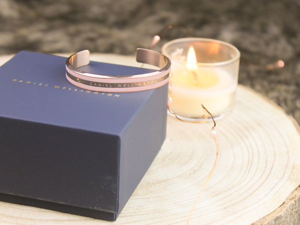 Daniel Wellington Classic Bracelet Dusty Rose