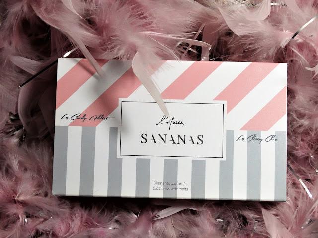 Avis Coffret Sananas, La Candy Addict de L'Aurore, blog bougie, blog parfum, blog beauté