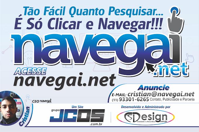 Anuncie no Navegaí - navegai.net temos espaços para publicidade