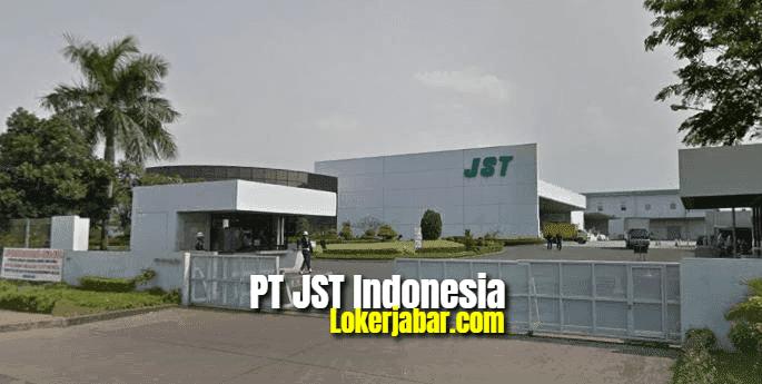 Lowongan Kerja PT JST Indonesia 2021