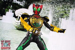 SH Figuarts Shinkocchou Seihou Kamen Rider OOO TaToBa Combo 23