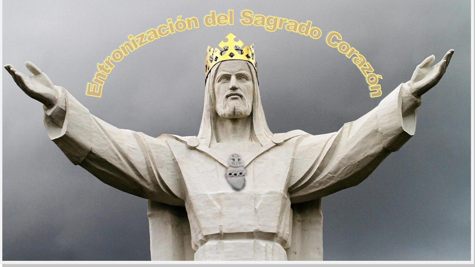 APOSTOLADO DEL SAGRADO CORAZÓN: MES DE PREPARACIÓN PARA LA ...