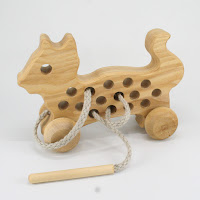 TT42, Threading Cat, Lotes Wooden Toys