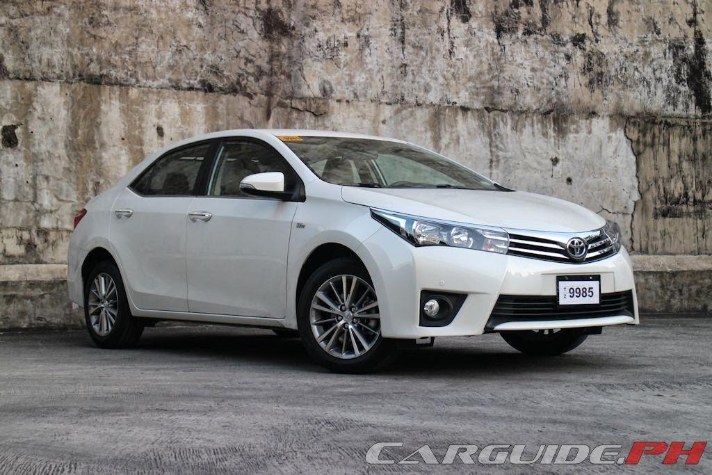 Review: 2014 Toyota Corolla Altis 1 6 V | Philippine Car