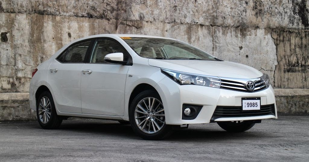review 2014 toyota corolla altis 1 6 v philippine car news car reviews prices carguide ph. Black Bedroom Furniture Sets. Home Design Ideas