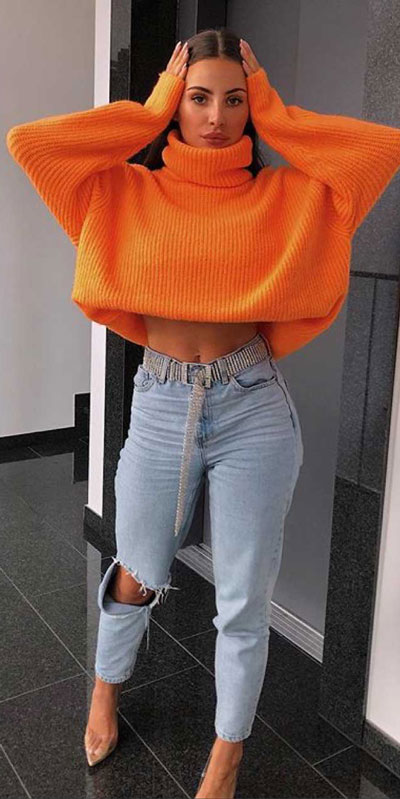 Transform your summer looks with these fashion-forward summer outfits for every summer occasion. Summer Outfit Ideas via higiggle.com | jeans outfits | #summeroutfits #fashion #style #jeans