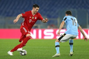 Flick impressed with high Bayern press in 4-1 win over Lazio