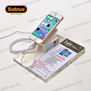 Setrus chuyên gia chống trộm điện thoại