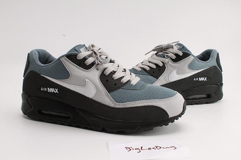 reputable site 26dbd ffed2 2006 NIKE AIR MAX 90 jd sports uk exclusive BL GRAPHITE WHITE-ANTHRCT-BLK