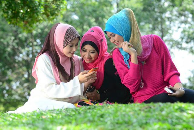 Jenis-jenis Trend Hijab di Kalangan Wanita Muslimah