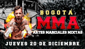 MMA CLANDESTINOS en Bogotá