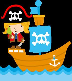capitán pirata para imprimirr