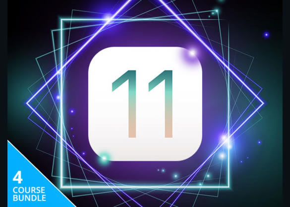 The Complete iOS 11 Developer Course Bundle