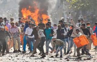 नागरिकता कानून के नाम पर हिंसा राष्ट्रीय एकता को कमजोर करने की साजिश है।