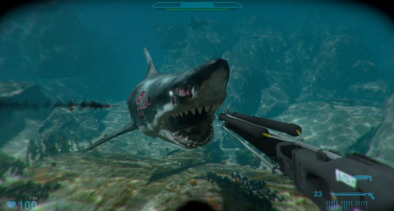 Shark Attack Deathmatch 2 PC Full