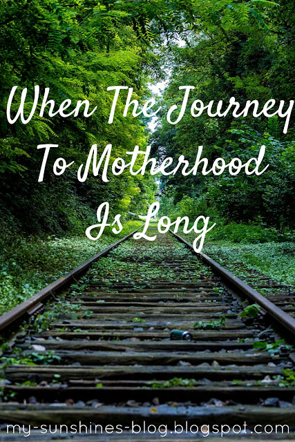 when the journey to motherhood is long