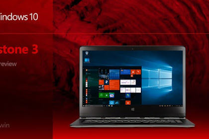 Get Download and Install Windows 10 Redstone on PC Laptop