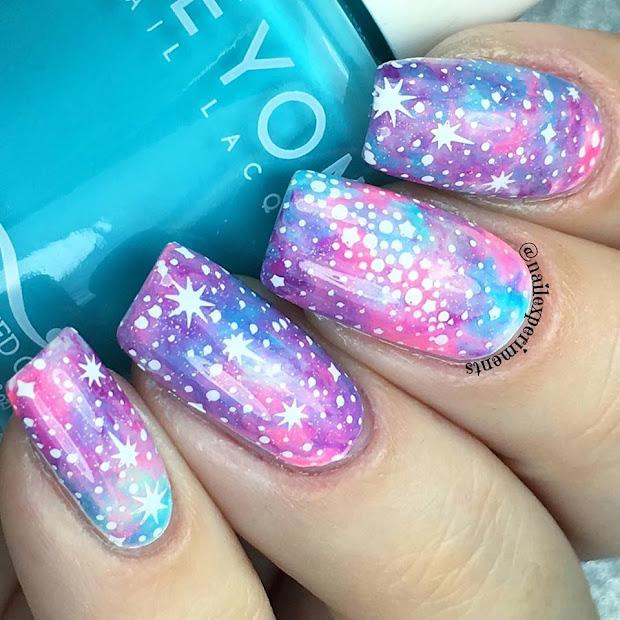 nail experiments digital