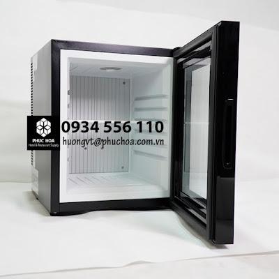 tủ mát minibar cho khách sạn