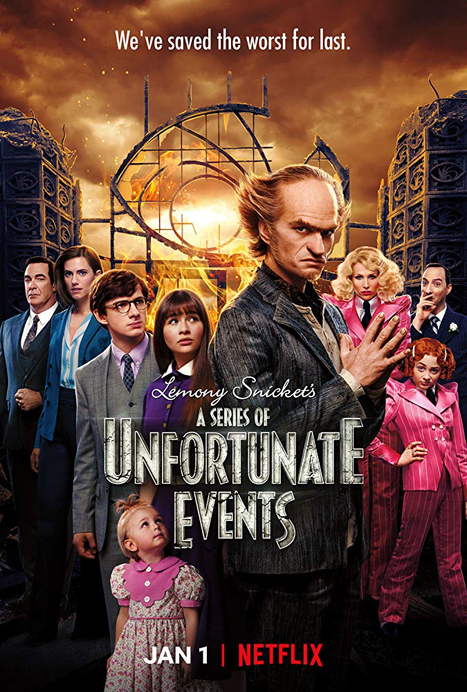Una serie de eventos desafortunados Temporada 3 Latino // Subtitulado // Castellano