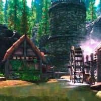 G2R Tourist Cottage Forest Escape