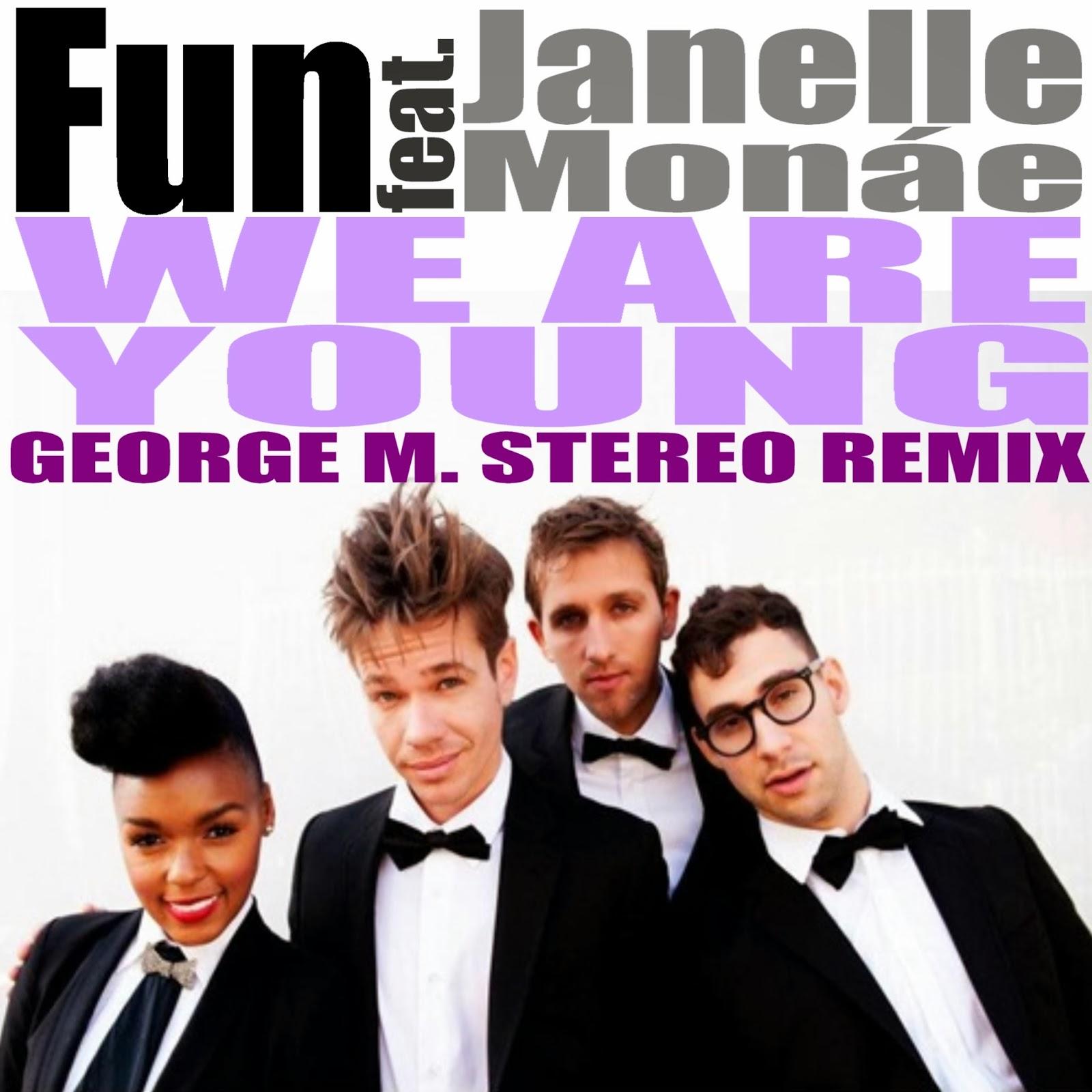 We Are Young Lyrics Ft Janelle Monáe Fun Lyrics