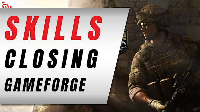 SKILLS or Special Force 2 Closing by GameForge