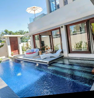 Villa 2 unit sale Batu Bolong Kuta