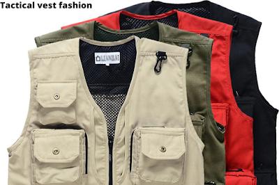 tactical vest fashion