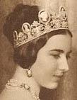 cameo tiara empress josephine france sweden queen ingrid denmark