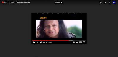সত্যমেব জয়তে ফুল মুভি । Satyameba Jayate Full Movie