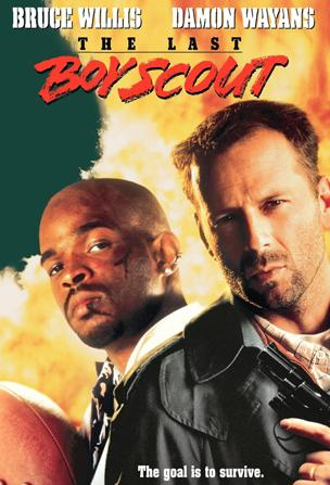 Poster Of The Last Boy Scout (1991) Full English Movie Watch Online Free Download At worldfree4u.com