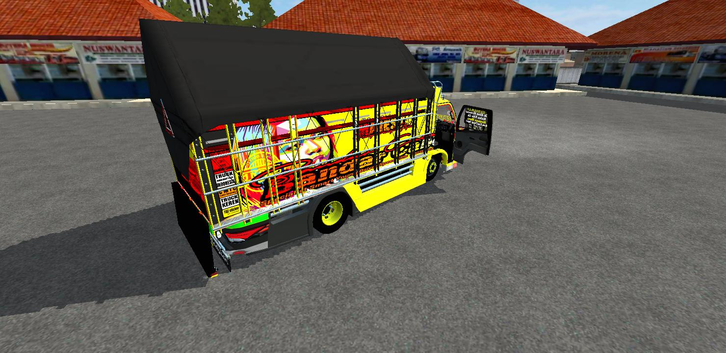 7600 Koleksi Mod Mobil Canter Bussid Gratis Terbaik